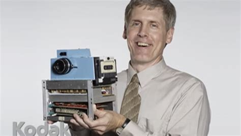 The Invention of Digital Camera