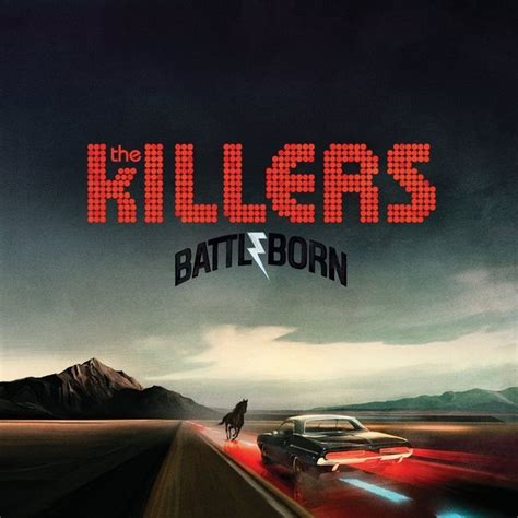 The Killers Battle Born Release