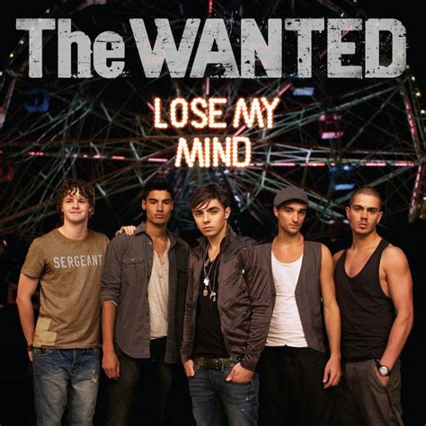 The Wanted Lose My Mind