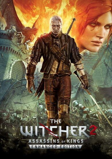 The Witcher 2 Assassin's of Kings Enhanced Edition