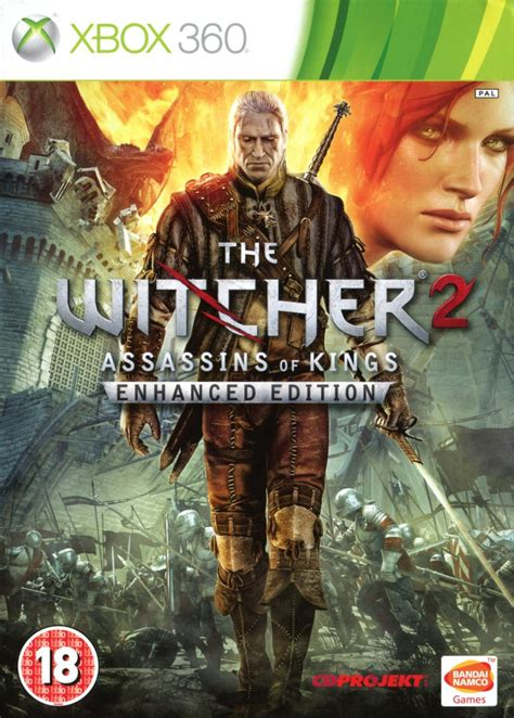 The Witcher 2 Assassin of Kings Enhanced Edition Xbox 360
