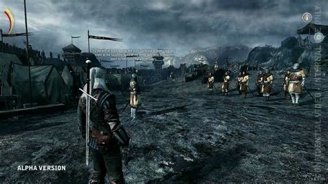 The Witcher 2 Gameplay