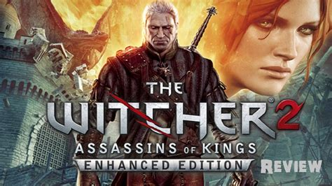 The Witcher 2 Review Xbox 360
