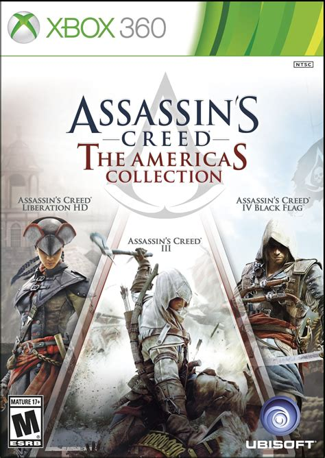 The Xbox 360 Assassin's Creed American Collection