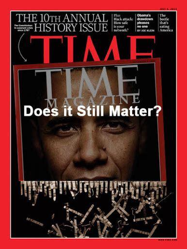 Time Magazine Political Bias