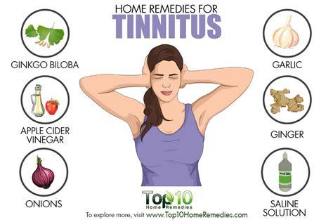 Tinnitus Home Remedies