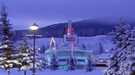 Tourist Attractions in Whitehorse Yukon