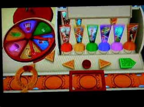 Toy Story Mania Pie Shoot Wii