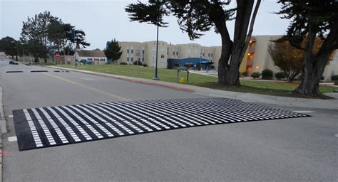 Traffic Calming Devices