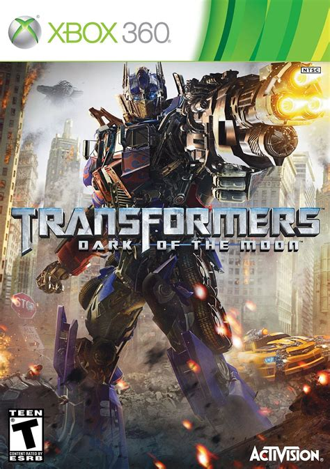 Transformers 1 Xbox 360 Game