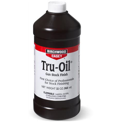 Tru-Oil Gun Stock Finish