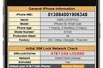 Unlock Code for iPhone SE