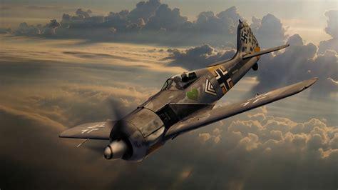 WWII German Planes