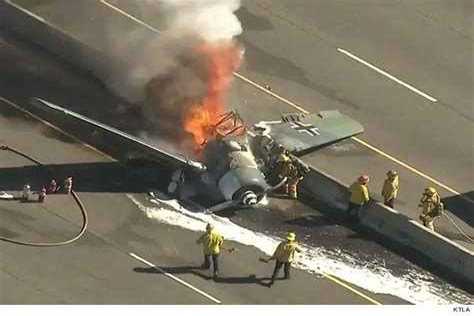 WWII Plane Crash