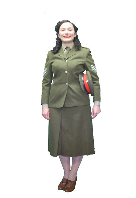 WWII Women's Uniforms