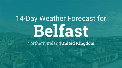 Weather Belfast United Kingdom