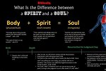 What Is the Difference Between Soul and Spirit