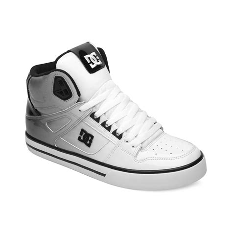White DC Shoes for Men