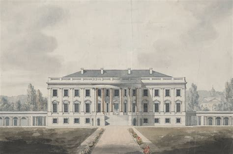 White House in 1800