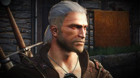 Witcher 2 Face