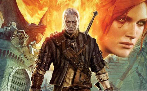 Witcher 2 in Game