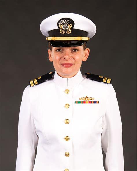 Women's Naval Uniforms