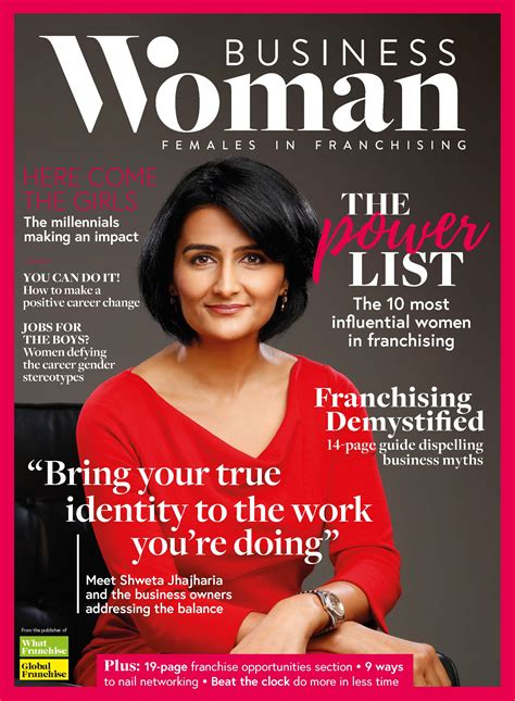 Women in Business Magazine