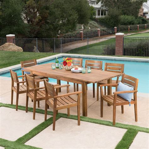hadleigh 4 seater garden dining set images