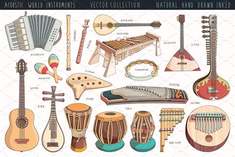 World Music Instruments