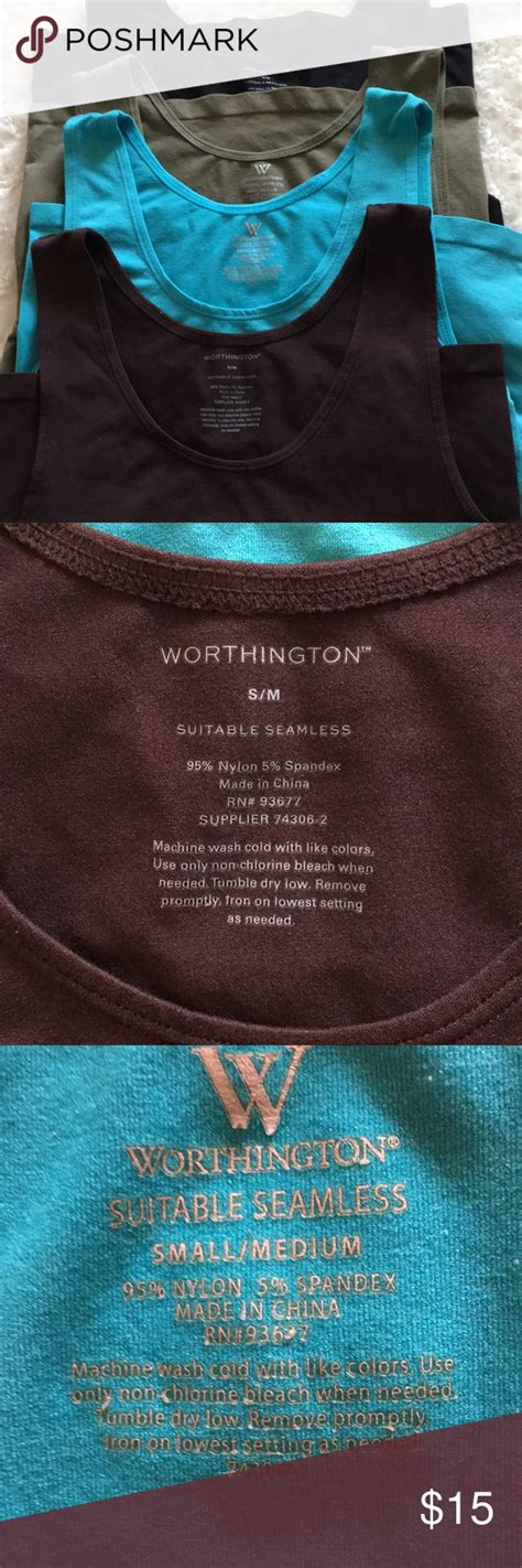 Worthington Suitable Seamless Cami