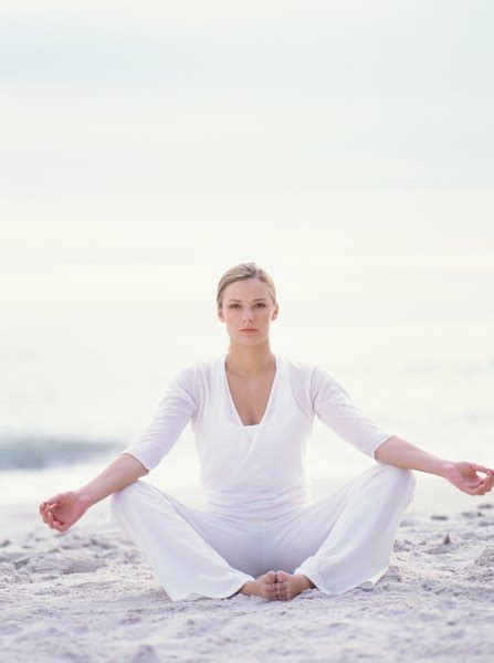 Yoga Jackets in White