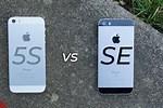 iPhone 5S vs SE 2020 Size