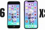 iPhone XS vs iPhone 6s