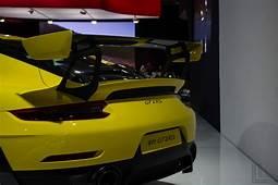 Cias Toronto Auto Show 2018 Porsche 911 Gt2 Rs  Inside Line