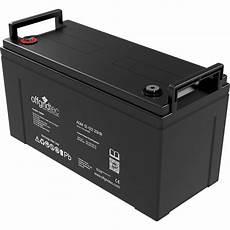 Offgridtec 174 Agm 122ah 20hr 12v Solar Batterie Akku