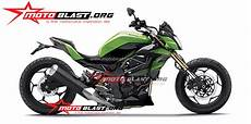 250 Sl Modif by Unik Modif Kawasaki Z250sl Ala Cooper Motoblast