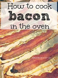 how to cook bacon in the oven tip on tuesday