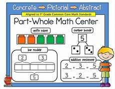 1st grade addition bar math center math centers