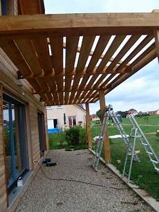 find other pict of pergola ossature bois from article