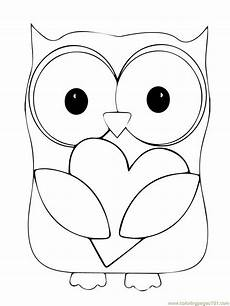 Ausmalbilder Heule Eule Owl Coloring Page Free Owl Coloring Pages