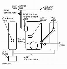 Can I The Vacuum Hose Diagram For A 2000 Astro