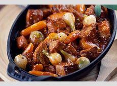 Caramelised pork casserole   Tesco Real Food