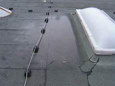 Flachdach Reparatur