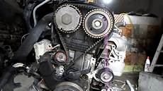 تعديل حزام محرك بيجو 207 بنزين Calage Chaine