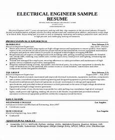 55 engineering resume sles pdf doc free premium