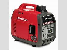 Honda Generator Eb2000i Eb2000 Watt Portable Quiet