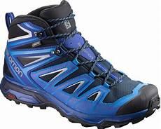pro du sport salomon x ultra mid 2 gtx bleue chaussures de randonn 233 e