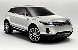 Land Rover LRX Concept Car  Barn Sport
