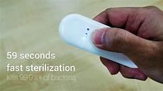 Baseus Portable Sterilization Machine Sterilizer Bacteria by Portable Uv Sterilizer Kills 99 9 Bacteria