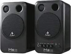behringer ms16 computer speakers monitors soundreview